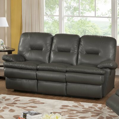 RODI-RSFY1026 PMO1177 Primo International Rodin Leather Reclining Sofa