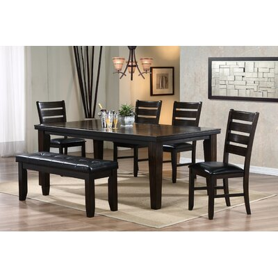Pursell 6 Piece Dining Set
