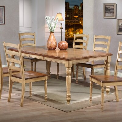 Espiye Distressed Dining Table