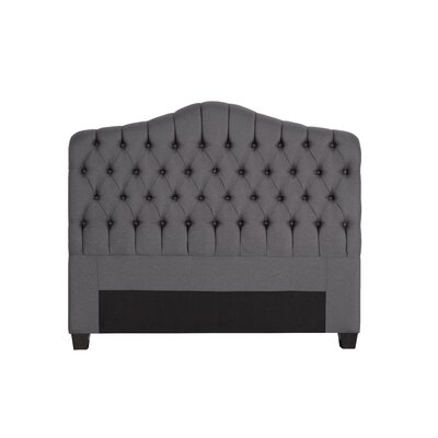 Joplin Upholstered Panel Headboard Size: Twin XL