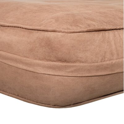 Futon Mattress Color: Lavish Chocolate