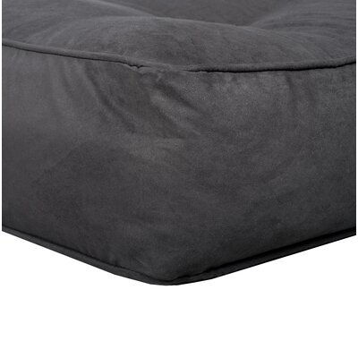 Futon Mattress Color: Lavish Black