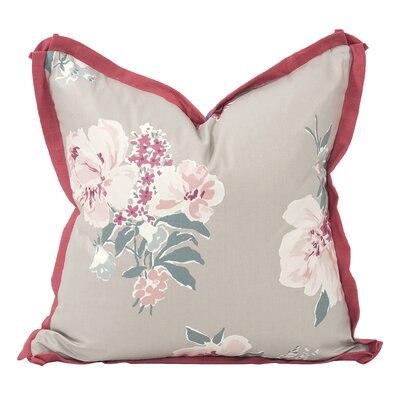 Isleboro Eve Down Insert Throw Pillow Color: Summer, Size: 20 x 20
