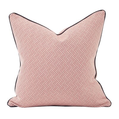 Beach Club Down Insert Throw Pillow Color: Summer, Size: 24 x 24
