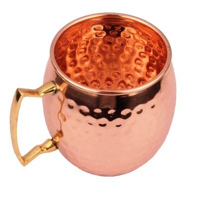 Cleghorn Hammered Moscow Mule 16oz. Copper Mug