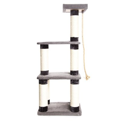 58 Mortenson 4 Tier Cat Tree