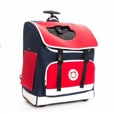 Premium Cat Carrier Color: Red