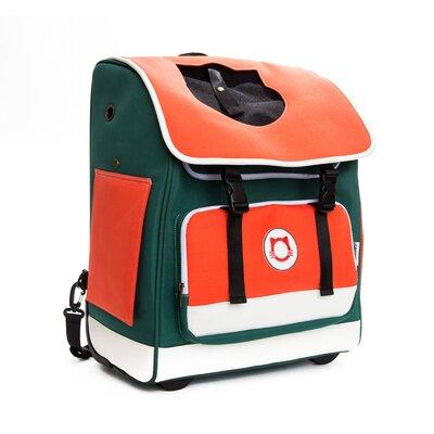 Premium Cat Carrier Color: Orange
