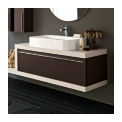Harber 196 Single Bathroom Vanity Set with Mirror