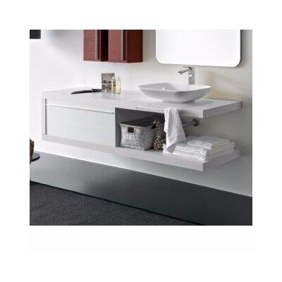 Harber 196 Bathroom Vanity Set with Mirror