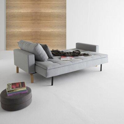 Home Sleeper Sofa Upholstery: Soft Pacific Pearl