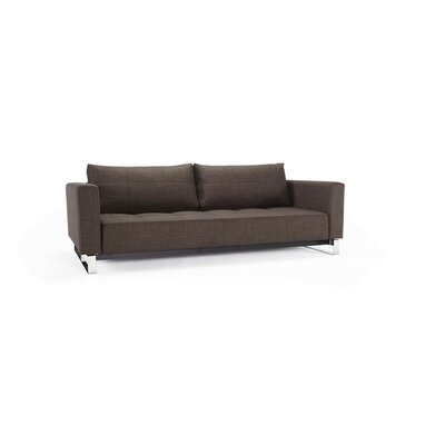 Innovation USA 94-748280527-0-2 Cassius Deluxe Excess Convertible Sofa