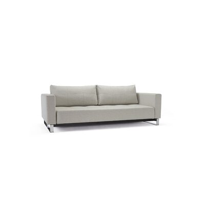 Cassius Deluxe Excess Sleeper Sofa Upholstery: Mixed Dance Natural