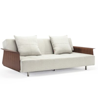 Convertible Sofa Finish: Basic Dark Gray