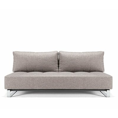 Supremax Deluxe Excess Sleeper Sofa Upholstery: Mixed Dance Grey