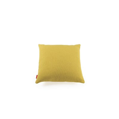 Dapper Decco Sofa Cushion Fabric: Soft Mustard Flower