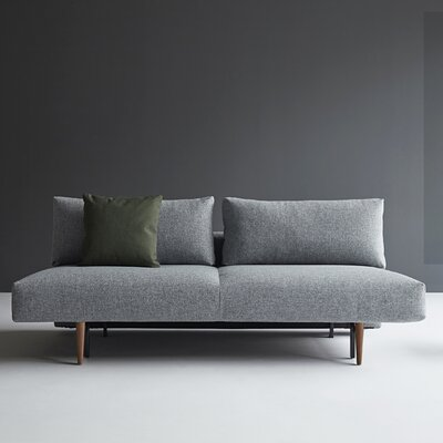 Frode Sleeper Sofa Upholstery: Twist Granite