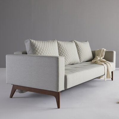 Callaghan Sleeper Sofa Upholstery: Mixed Dance Natural