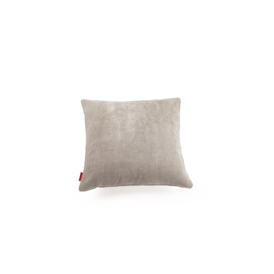 Dapper Decco Sofa Cushion Size: 18 x 18, Fabric: Begum Grey