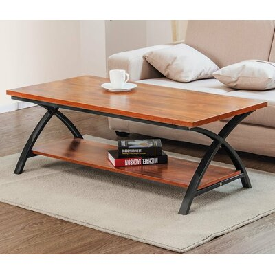 Rankins X-Shaped Coffee Table