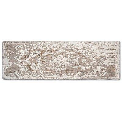 Hwan Artifaq Balad Beige Area Rug Rug Size: Runner 2 x 6