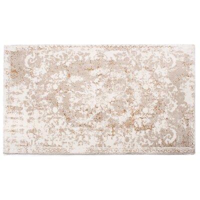 Hwan Artifaq Balad Beige Area Rug Rug Size: 375 x 225