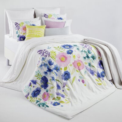 Florrie 100% Cotton Duvet Set Size: King