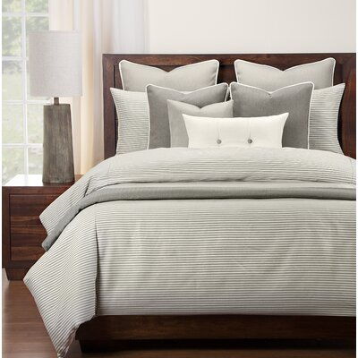 Perrine Piece Duvet Set Size: King