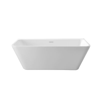 63 x 28.7 Soaking Bathtub