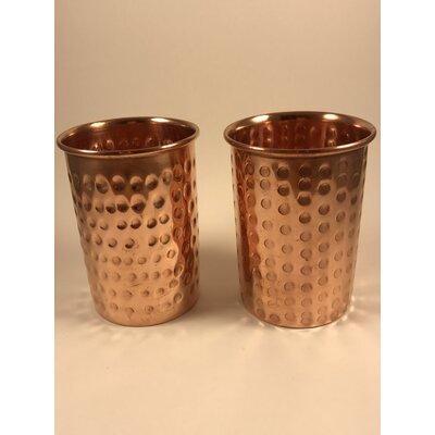 Oliveira 12 oz. Copper Moscow Mule Mug EBDG1206 41750565