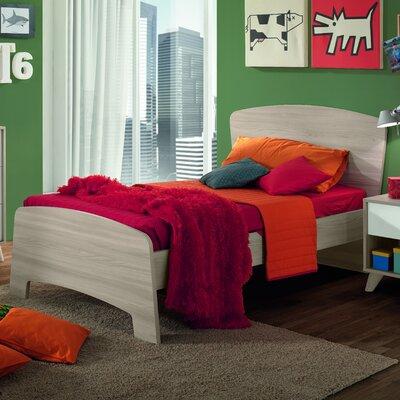 Hamadi Bunk Bed Size: Full