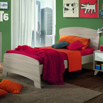 Hamadi Bunk Bed Size: Twin