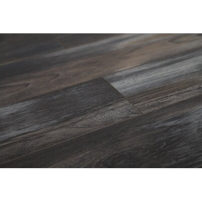 Coast 47.85 x 4.96 x 12mm Laminate in Show Shade Oak