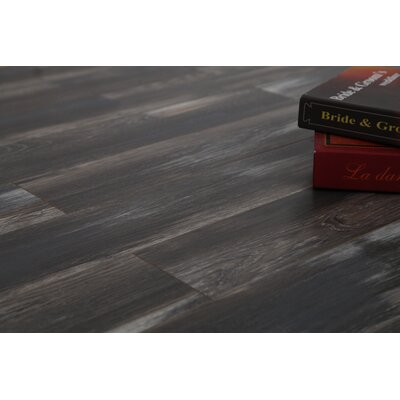 Coast 47.85 x 4.96 x 12mm Laminate Flooring in Show Shade Oak