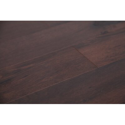 Country 47.85 x 4.96 x 12mm Laminate in Brown Oak