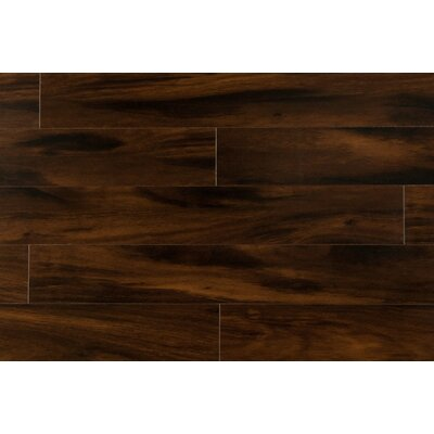 Original 47.85 x 4.96 x 15mm Laminate Flooring in Chocolate Mocha