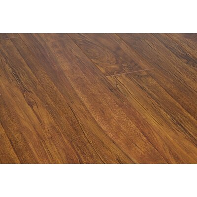 Original 47.85 x 4.96 x 15mm Laminate Flooring in Aged Bronze