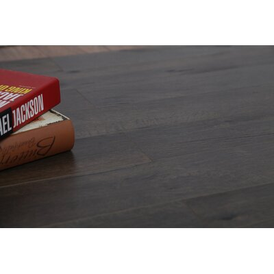 Country 47.85 x 4.96 x 12mm Laminate Flooring in Aged Oak