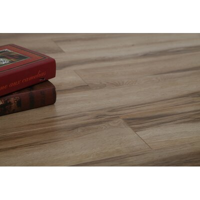 Ridge 47.85 x 6.66 x 12mm Laminate Flooring in Classical Oak