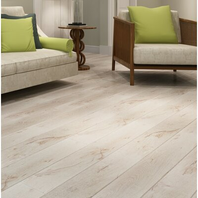 Country 47.85 x 4.96 x 12mm Laminate Flooring in White Oak