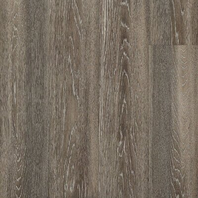 Command Emery 6 x 36 Wood Look Tile in Ash Brown