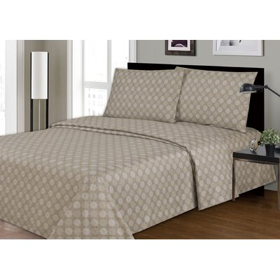 Couture 2200 Thread Count 100% Polyester Sheet Set Size: Full/Double