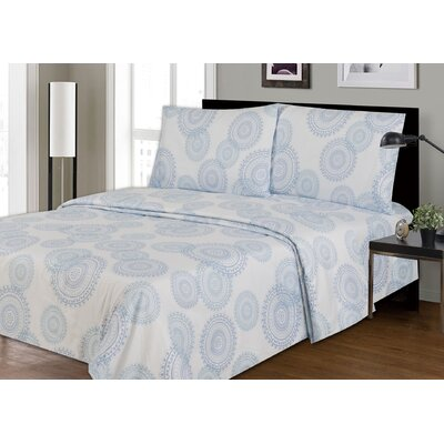 Couture 2200 Thread Count 100% Polyester Sheet Set Size: Twin