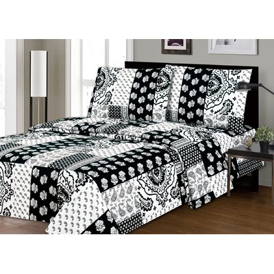 Couture 2200 100% Polyester Sheet Set Size: Twin