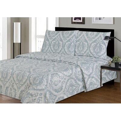 Couture 2200 Thread Count 100% Polyester Sheet Set Size: King
