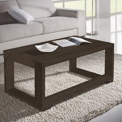 Lemos Coffee Table with Lift Top Color: Natur