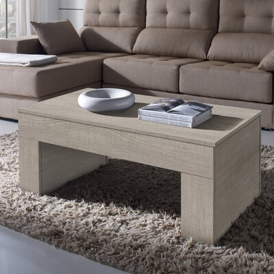 Daugherty Lift Top Coffee Table Color: Eco