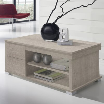 Debussy Coffee Table with Lift Top Finish: Eco