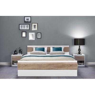 Durdham Park Queen Platform Customizable Wood Bedroom Set