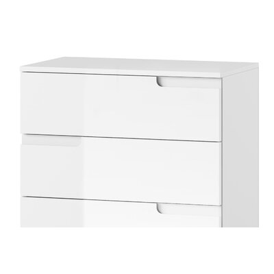 Teddy 4 Drawer Standard Dresser